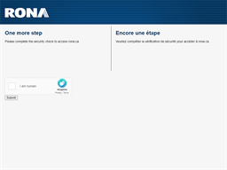 RONA Air Miles Reward Program Rewards Show official website