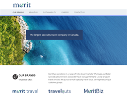 Merit Travel Group Merit Loyalty Rewards Show official website