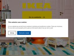IKEA Family Loyalty Program Rewards Show official website