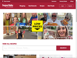 SuperValu Real Rewards Rewards Show official website