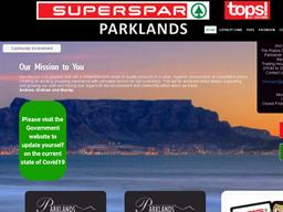 Super Spa Parklands Loyalty Card Rewards Show official website