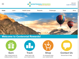 Centennial Rewards Rewards Show official website