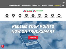 Travel Centers of America Ultra ONE Rewards Program Rewards Show official website