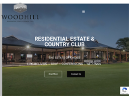 Woodhill Golf Course & Country Club Loyalty Card Rewards Show official website