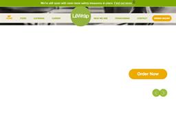 LeWrapper Loyalty Program Rewards Show official website